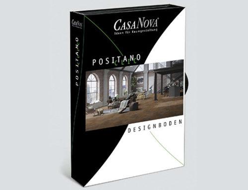 POSITANO CLIC – Der Designboden in drei Qualitäten